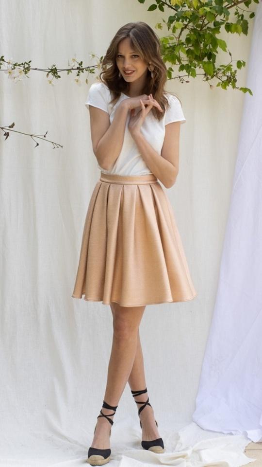 robe sur-mesure bordeaux