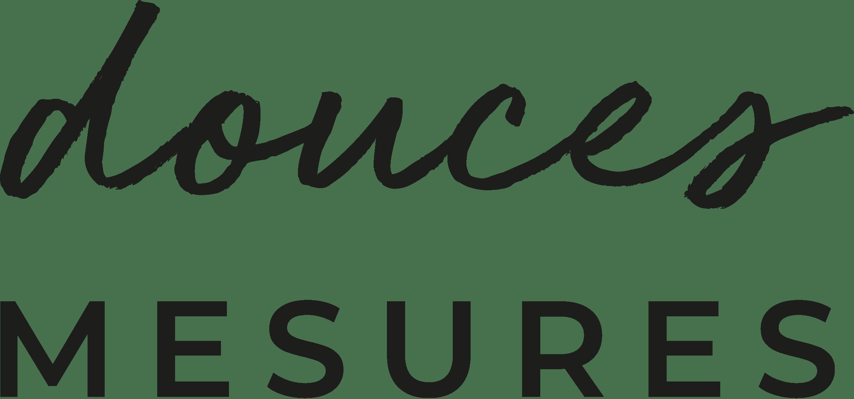 Logo Douces Mesures robe sur mesure