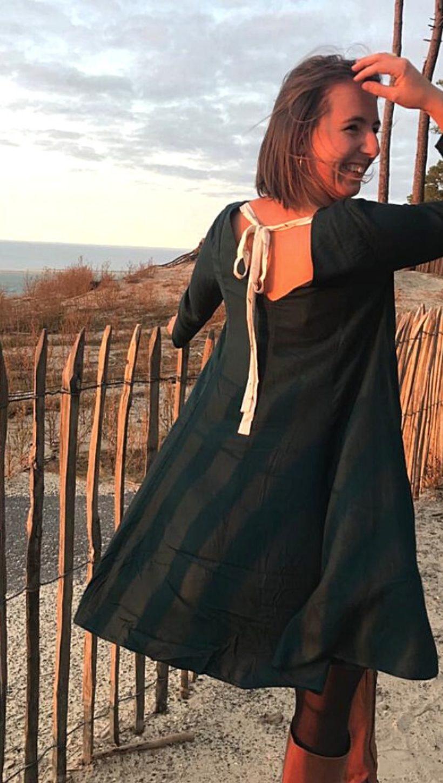 robe Clairette robe sur mesure Bordeaux