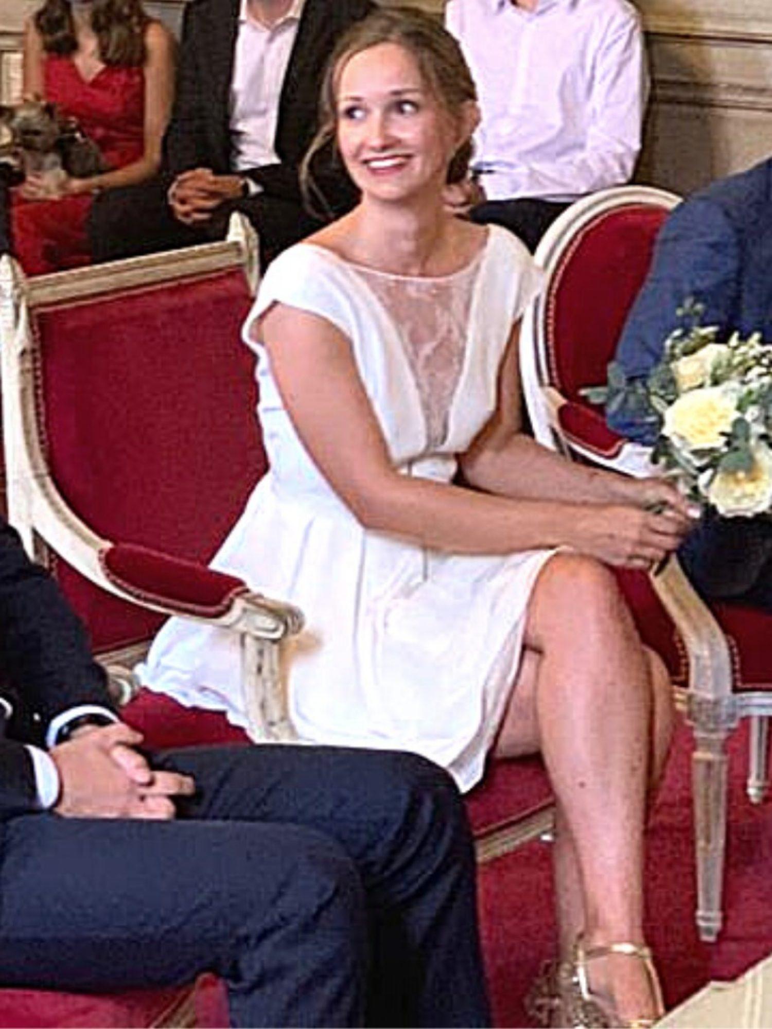 Robe de mariée civil