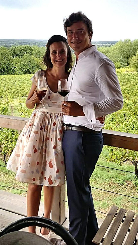 robe sur mesure Bordeaux Douces Mesures